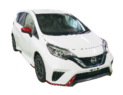 NISSAN NOTE e-POWER NISMO